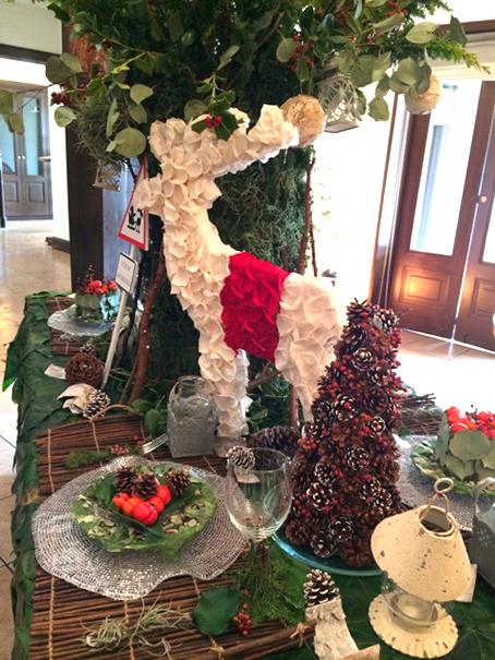 event/2013年12月【クリスマスセミナー「Noël ďamour&Tea party」】神戸舞子異人館・旧武藤邸