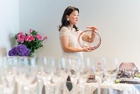 event/2015年6月「初夏のTEA PARTY 」La Poah×GILL Megumi Collé ASHIYA